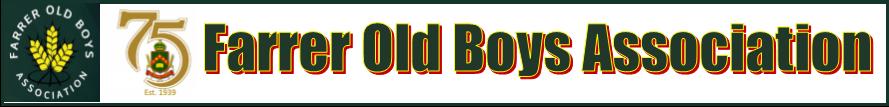Farrer Old Boys Association
